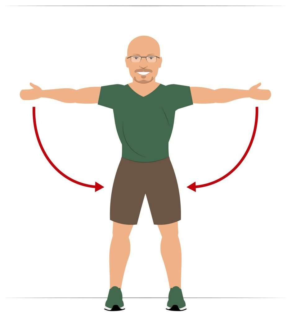 Frozen Shoulder: How to Increase Range of Motion Without Causing Damage - Coach Todd Feel Good Life