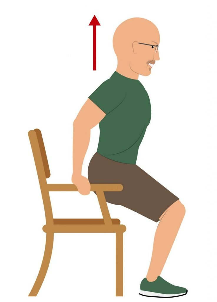 "5 Common ""Posture Mistakes"" That are Destroying Senior's Joints Feel Good Life - Coach Todd"