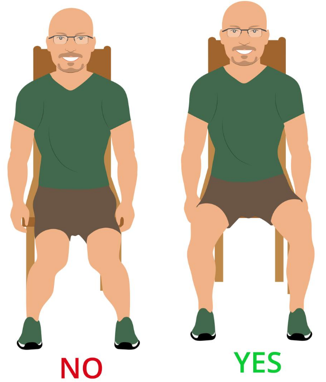 Sit to Stand Tutorial: How To Use Good Body Mechanics When Standing Up | Feel Good Life with Coach Todd