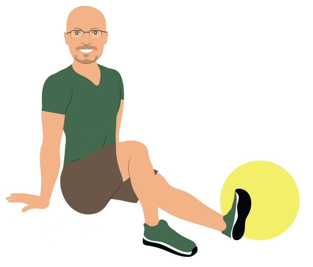 The Isometric Exercise Approach to Treating a Rolled Ankle from Home | Feel Good Life with Coach Todd