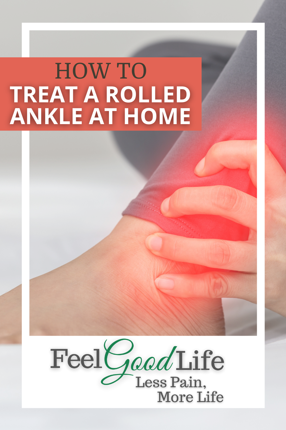 Rolled Ankle Treatment from Home: The Isometric Exercise ...