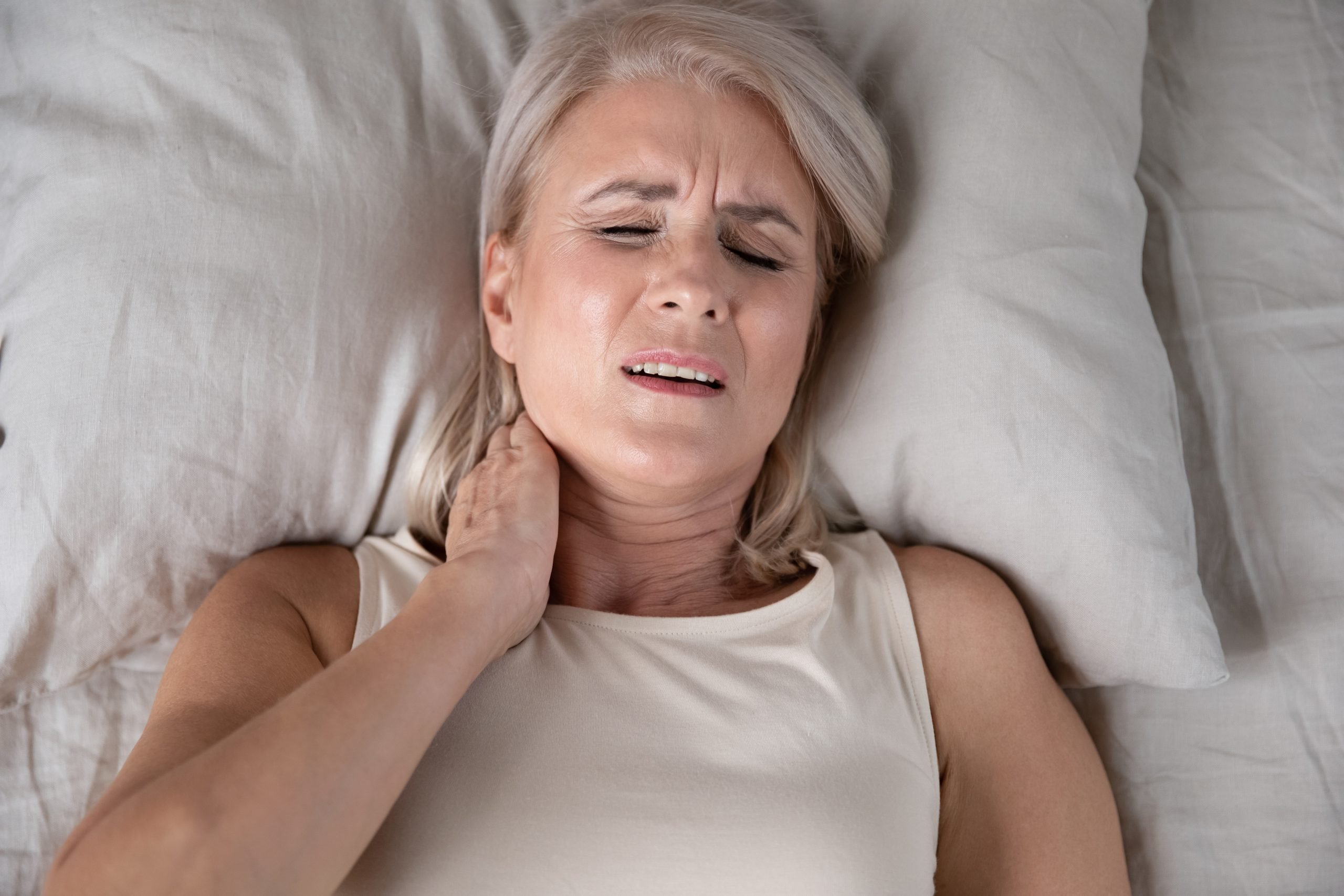Neck Pain From Sleeping Wrong | Feel Good Life with Coach Todd