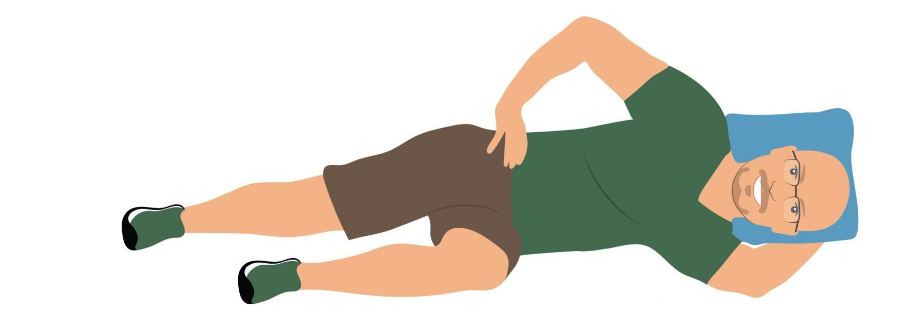 back pain from golfing   Feel Good Life with Coach Todd